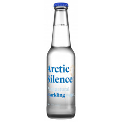 Arctic Silence Mineral Water KLP 0,33L